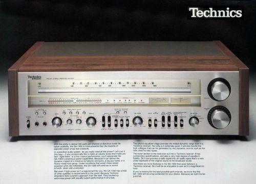 Technics SA-1000