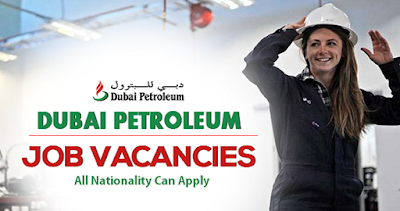 Latest Jobs At Dubai Petroleum