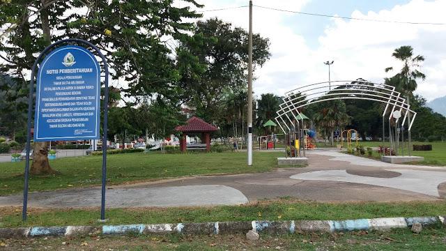 Taman Sultan Abu Bakar