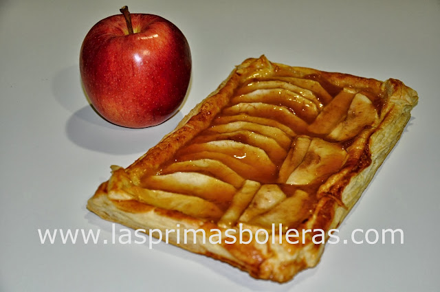 Tarta fácil de manzana