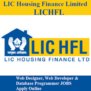 LIC Housing Finance Limited, LICHFL, Maharashtra, Graduation, Web Designer, Database Programmer, Sarkari Naukri, Latest Jobs, freejobalert, lichfl logo