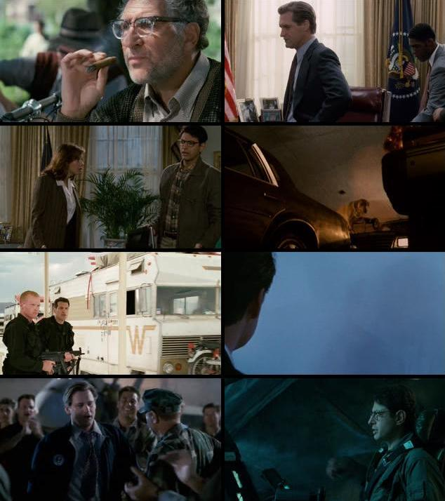 Independence Day 1996 Extended Dual Audio Hindi 720p BluRay