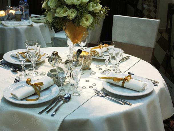mesas para bodas zaragoza