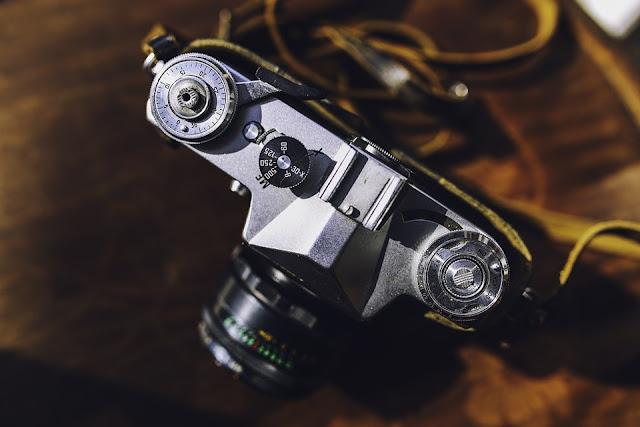 Technology Analog Camera