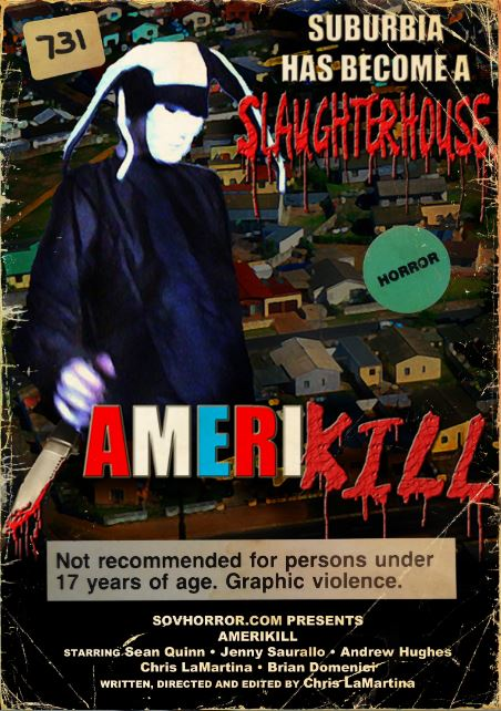 Amerikill DVD Available Now!!!