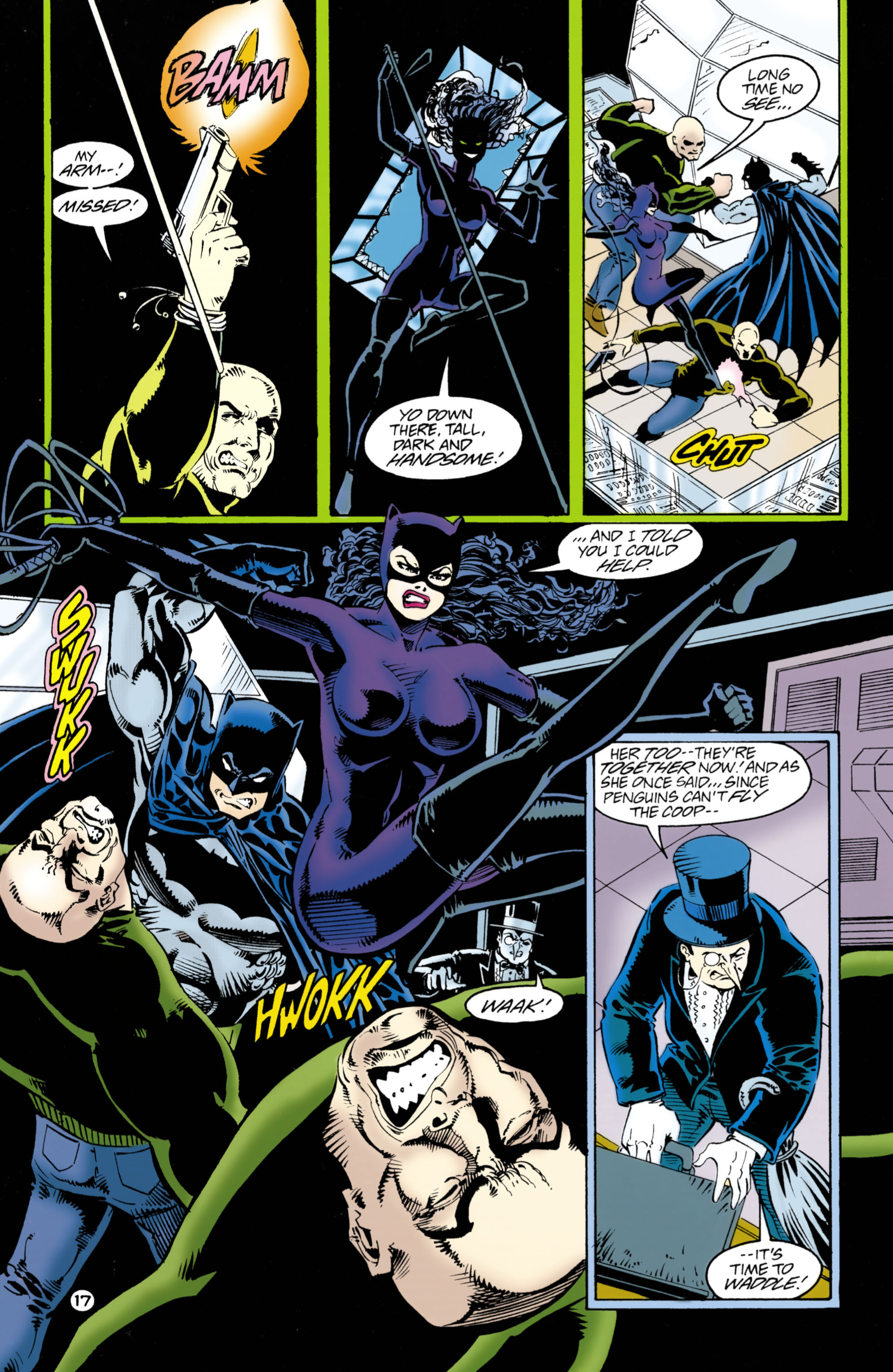 Catwoman (1993) Issue #40 #45 - English 18