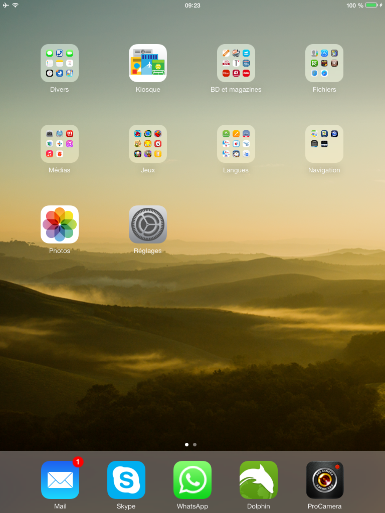 iOS] Installer Whatsapp Messenger sur un iPad (sans jailbreak) - Klerelo