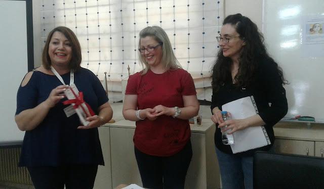 Το Περιφερειακό τμήμα Ελληνικού Ερυθρού Σταυρού Τρίπολης στηρίζει το Συμβουλευτικό Κέντρο Γυναικών