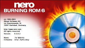 nero burning rom 6 portable