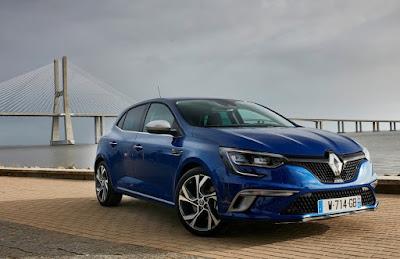 Ο τιμοκατάλογος του νέου Renault Megane