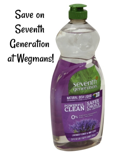 image about Seventh Generation Printable Coupon named Preserve upon 7th Output Liquid Dish Cleaning soap at Wegmans Promotions