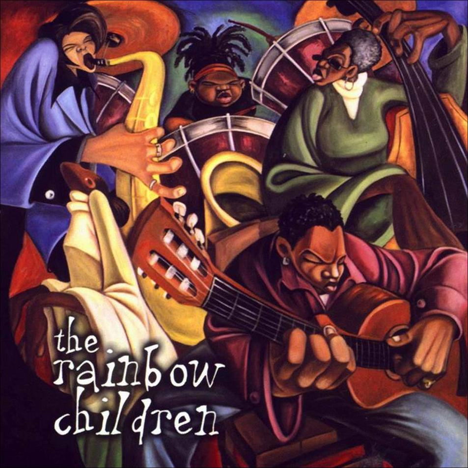 the concepts of the Rainbow Children ~ Prince 2001