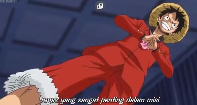 One Piece Episode 829 Subtitle Indonesia