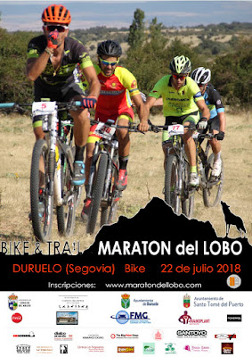 Bike Maratón del Lobo 2018