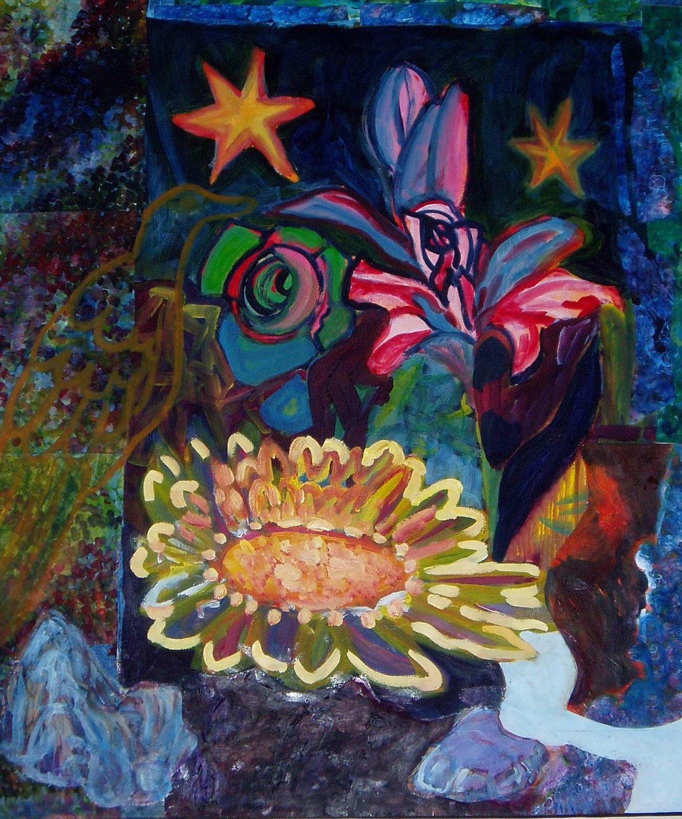 Intuition and Co, le blog: Le Secret de la Fleur d'Or