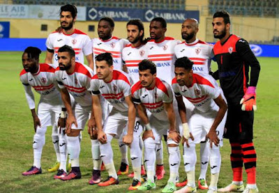 موعد مباراه الزمالك والأوليمبي الدوري المصري