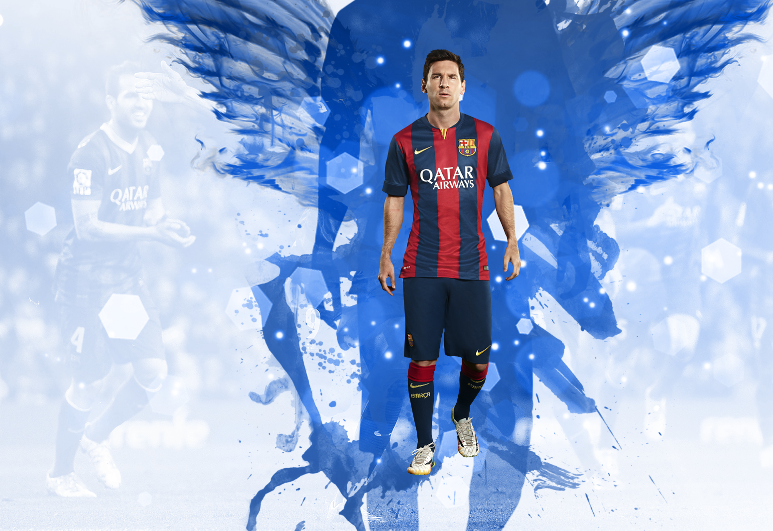 Lionel Messi Professional Football Player HD Wallpaper