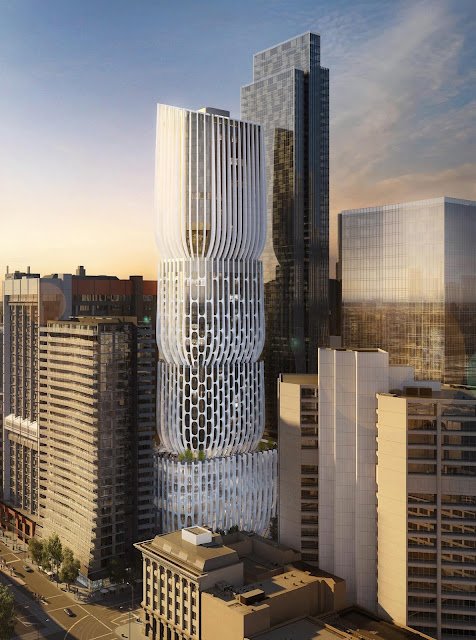 zaha-hadid-architects-sculptural-Melbourne-tower-given-green-light