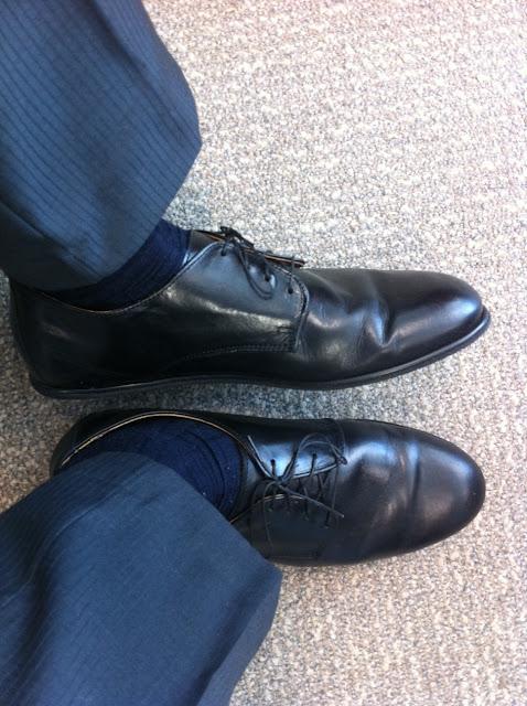 Altum Barefoot Dress Shoe