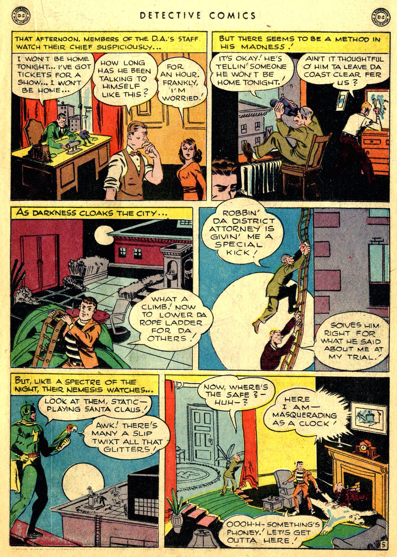 Read online Detective Comics (1937) comic -  Issue #117 - 21