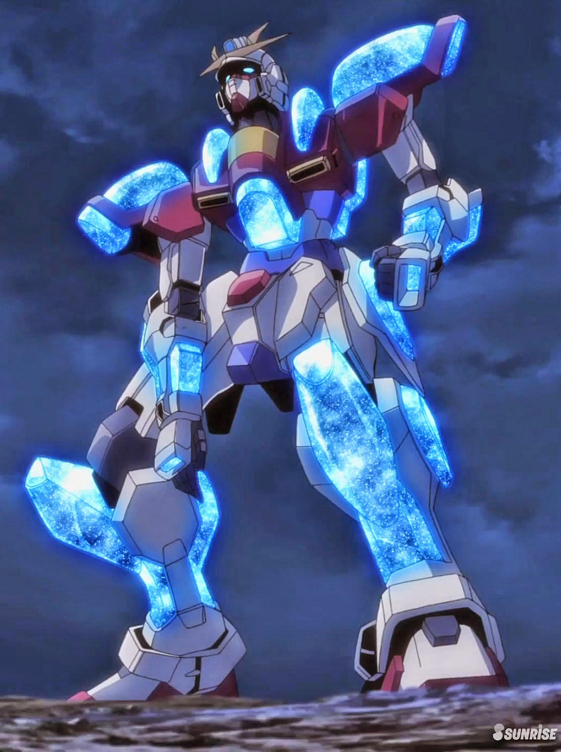 build fighters try episode - photo #39