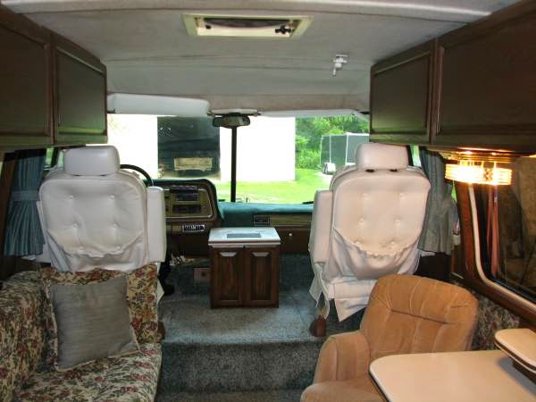 Used RVs 1977 GMC Motorhome Eleganza For Sale by Owner