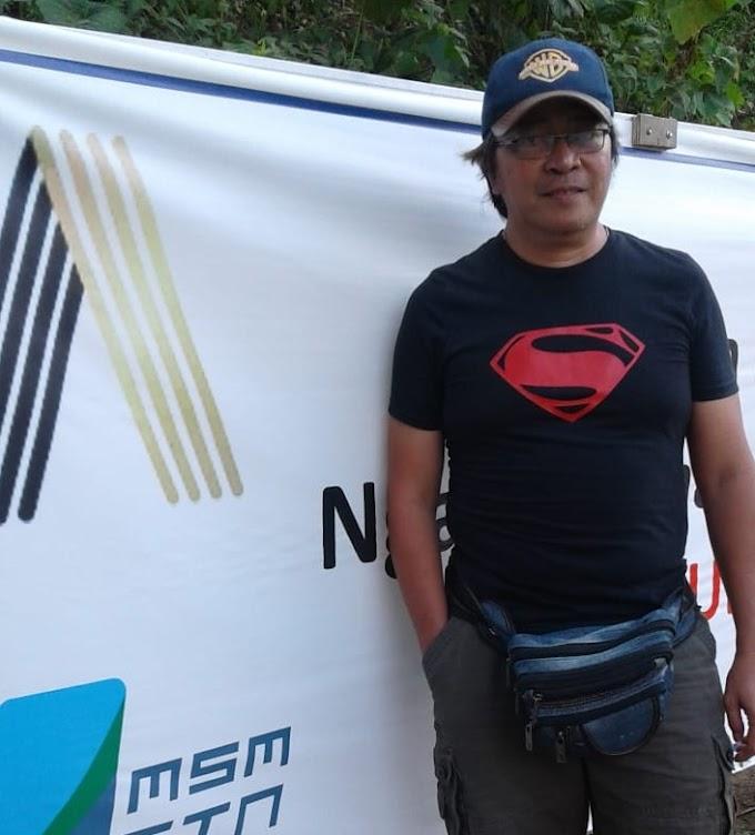Constantijn A.A. Watupongoh, Instruktur komputer yang bercita-cita mengangkat Dunia Literasi di Sulawesi Utara