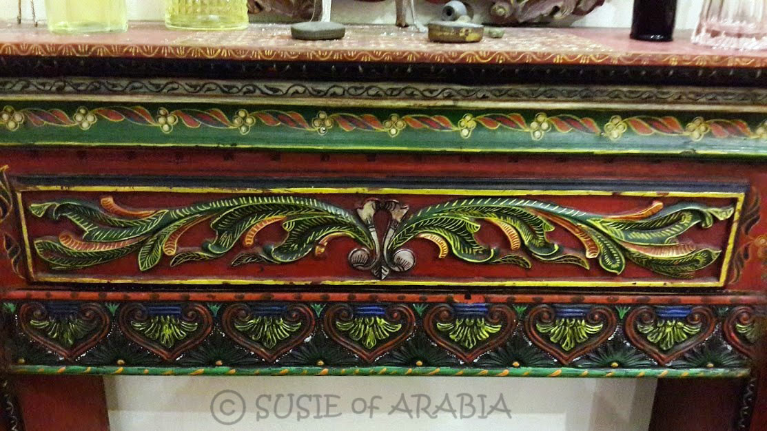Jeddah Daily Photo Jeddah Decorative Woodwork