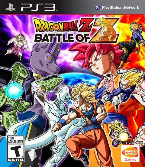 Dragon Ball Z Battle of Z - Download game PS3 PS4 RPCS3 PC free