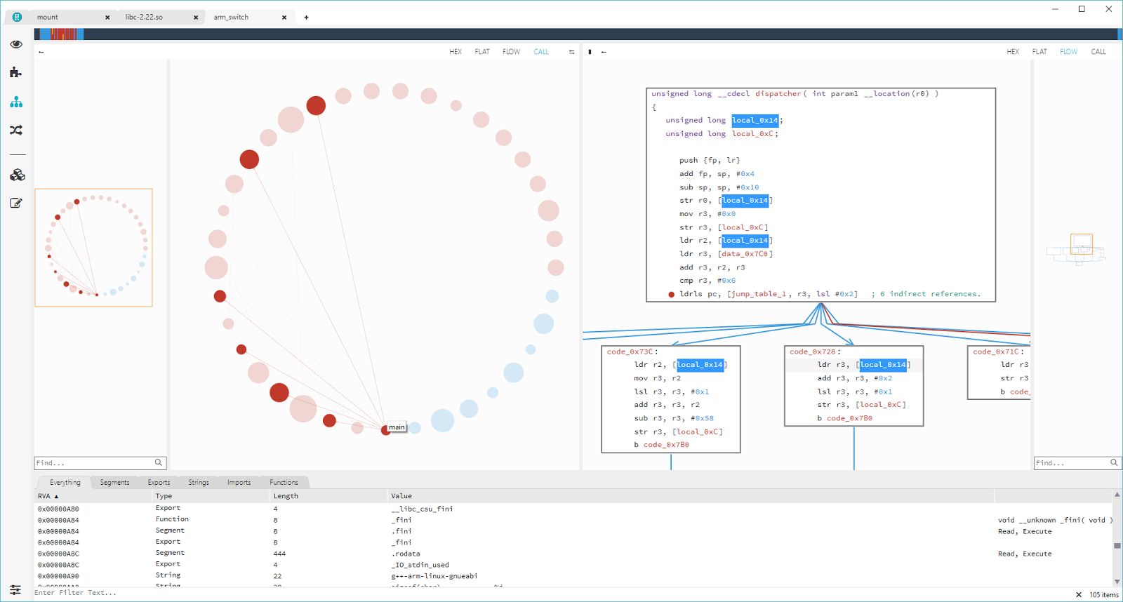 Relyze - Interactive Software Analysis: Relyze 2 0 now with ARM