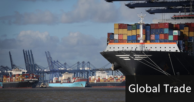 Maritime+highways+of+global+trade essay Global trade, which is realized by a robust maritime trade, encourages all producers to be innovative, and it elevates the real purchasing power of the world consumer as promised, there are some brief caveats, however, to the argument i advanced above free, unfettered, and unregulated trade should.