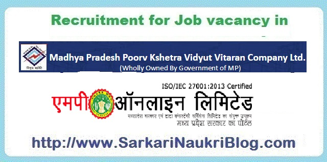 Naukri Vacancy Recruitment MPPKVV Jabalpur