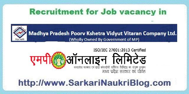 Naukri Vacancy Recruitment MPPKVV Jabalpur