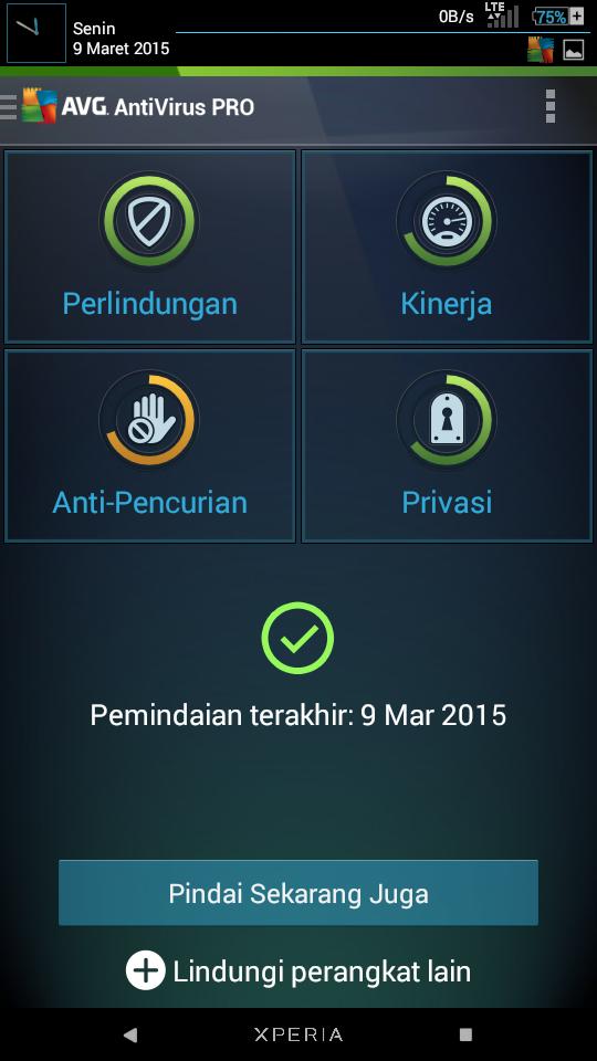 AVG Antivirus PRO Apk