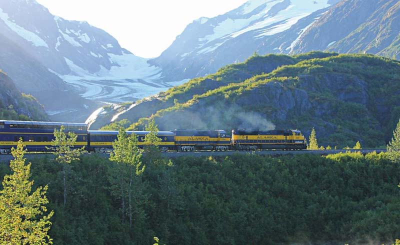 Alaska Railroad, Alaska