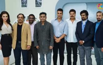 "LYCAA Says Rajini's ""2.O"" will Prove Indian Cinema Worldwide!"