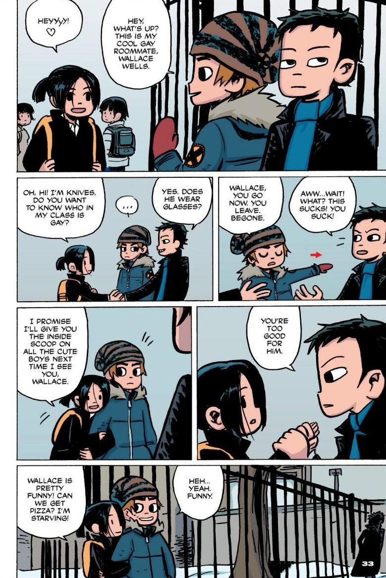 Read online Scott Pilgrim comic -  Issue #1 - 27