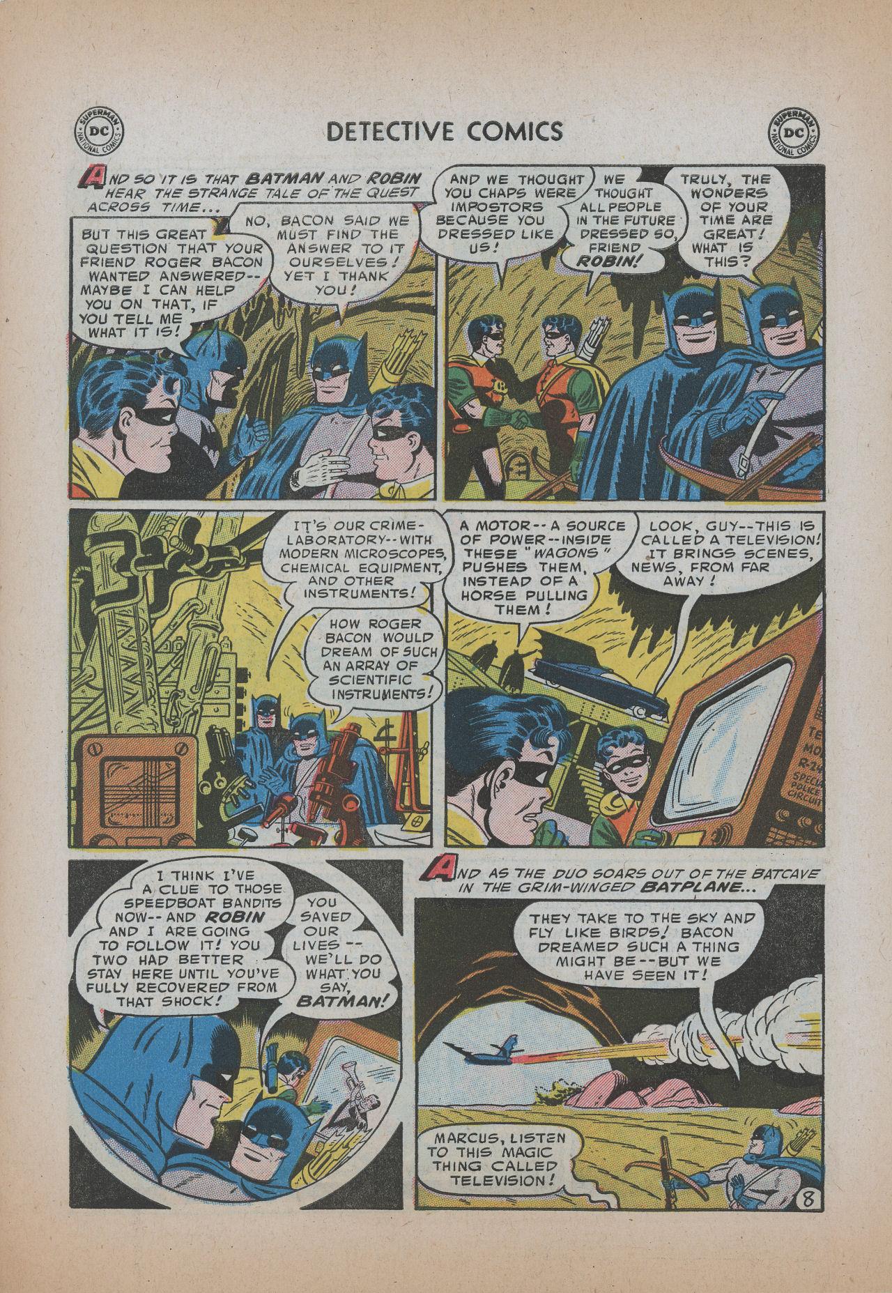Detective Comics (1937) 220 Page 9