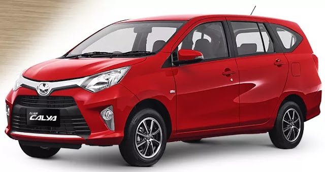 Prices and Specifications Recent Toyota Calya 2017
