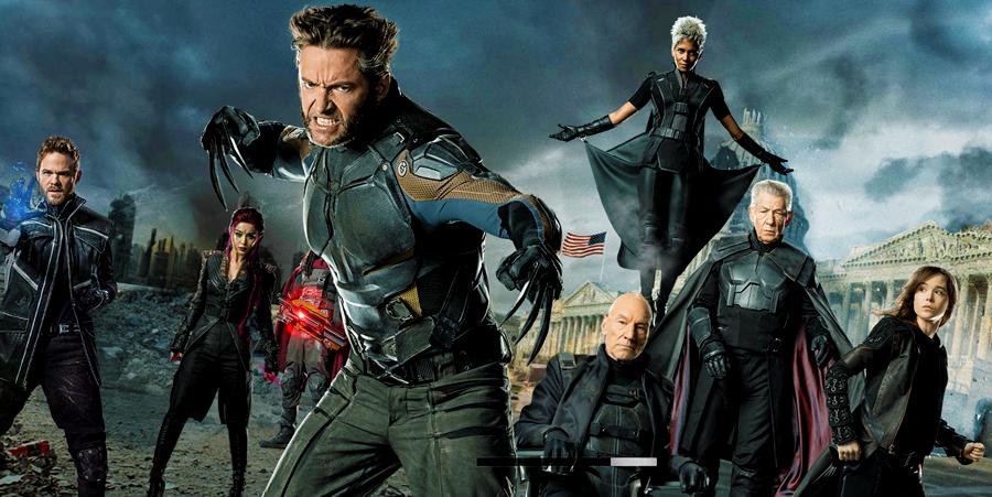 Mutanţii viitorului din X-Men: Days Of Future Past