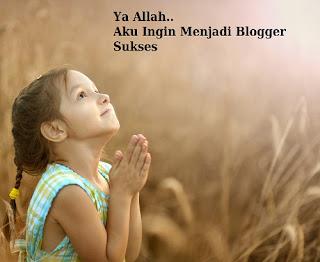 menjadi blogger sukses