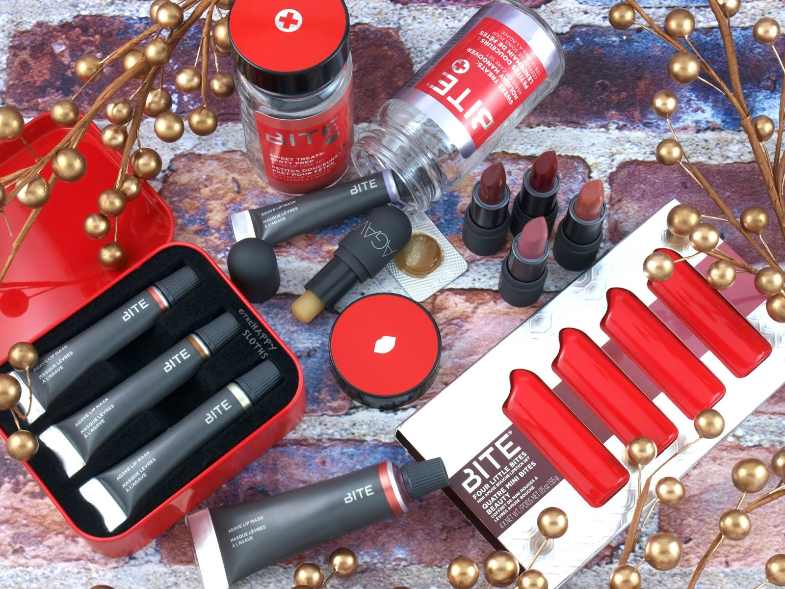 Bite Beauty | Holiday 2018 Collection: Review and Swatches