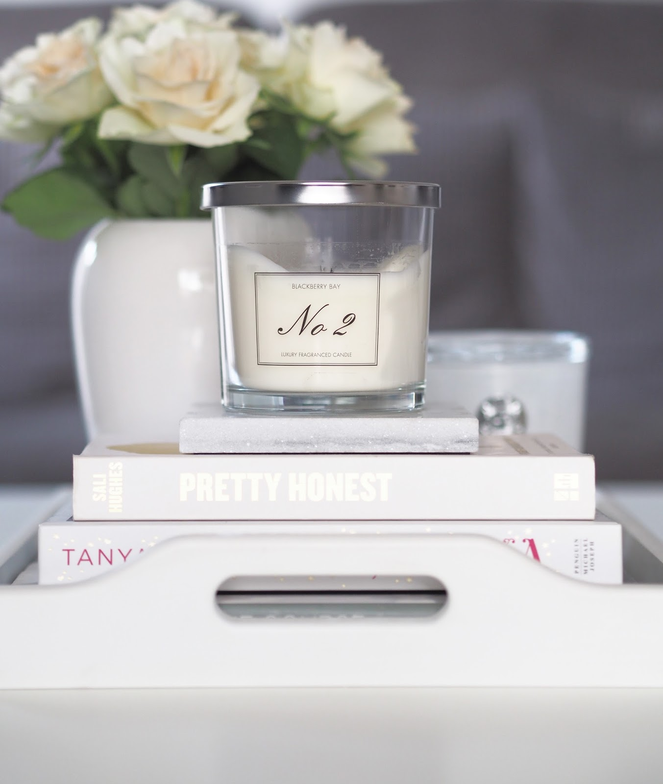 Thoughts on the Aldi candle dupe \ review \ Jo Malone \ Blackberry bay \ home fragrance \ Priceless Life of Mine \ over 40 lifestyle blog
