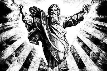 Shën Pjetri, Skënderbeu dhe Djalli