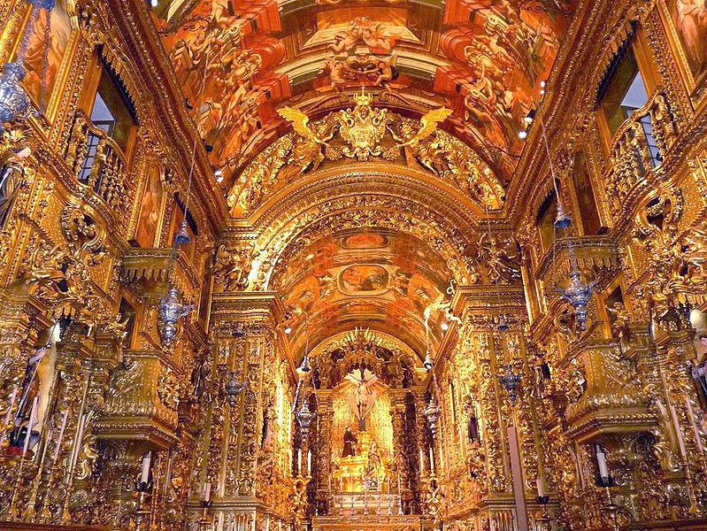 La Iglesia De La Compañía Una Joya Del Arte Barroco En: Joyas Del Barroco Hispanoamericano