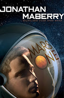 Mars One by Jonathan Maberry book cover and review