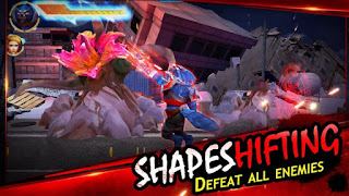 Ninja Wolfman Street Fighter Apk [LAST VERSION] - Free Download Android Game