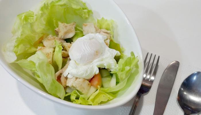 Larry Bird Salad