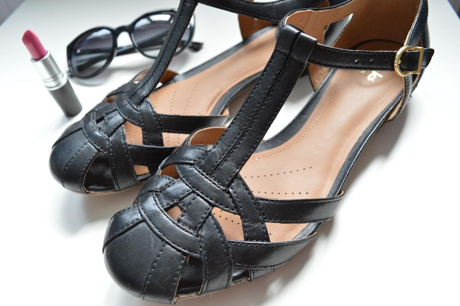 7a56ca874 Brantano Clarks Henderson Luck Sandals