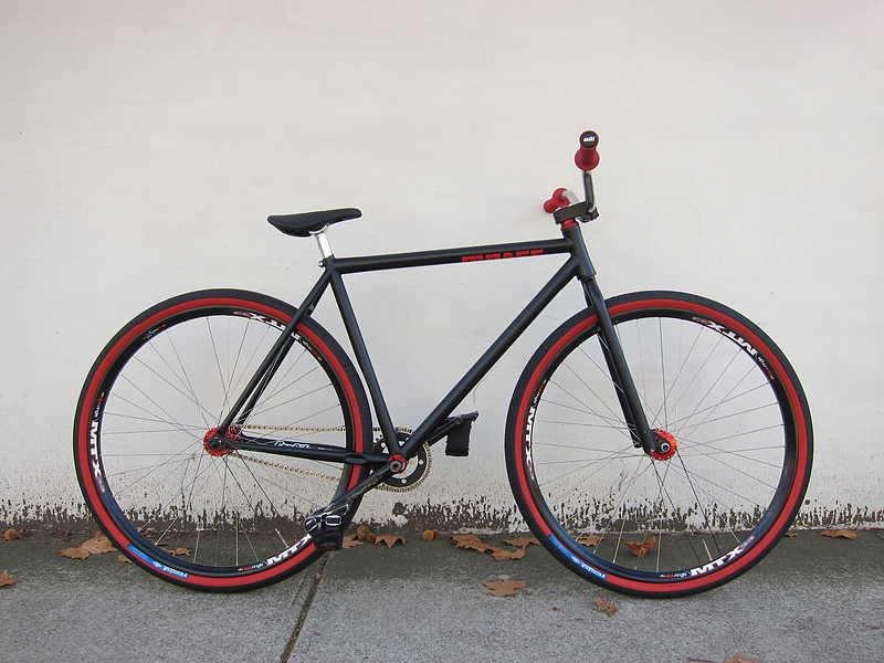 Modifikasi Sepeda Fixie Keren Mau Tahu S